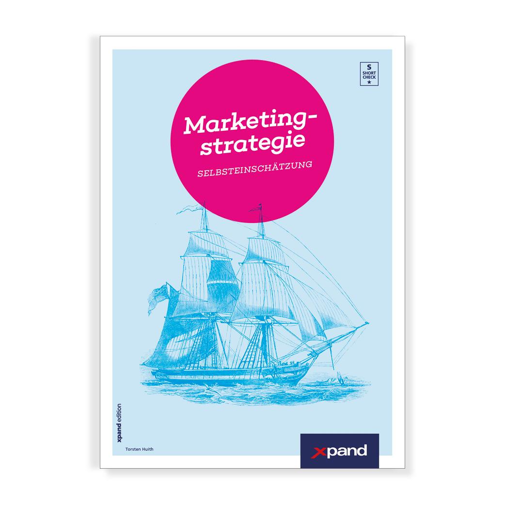 Marketing-Strategie Selbsteinschätzung