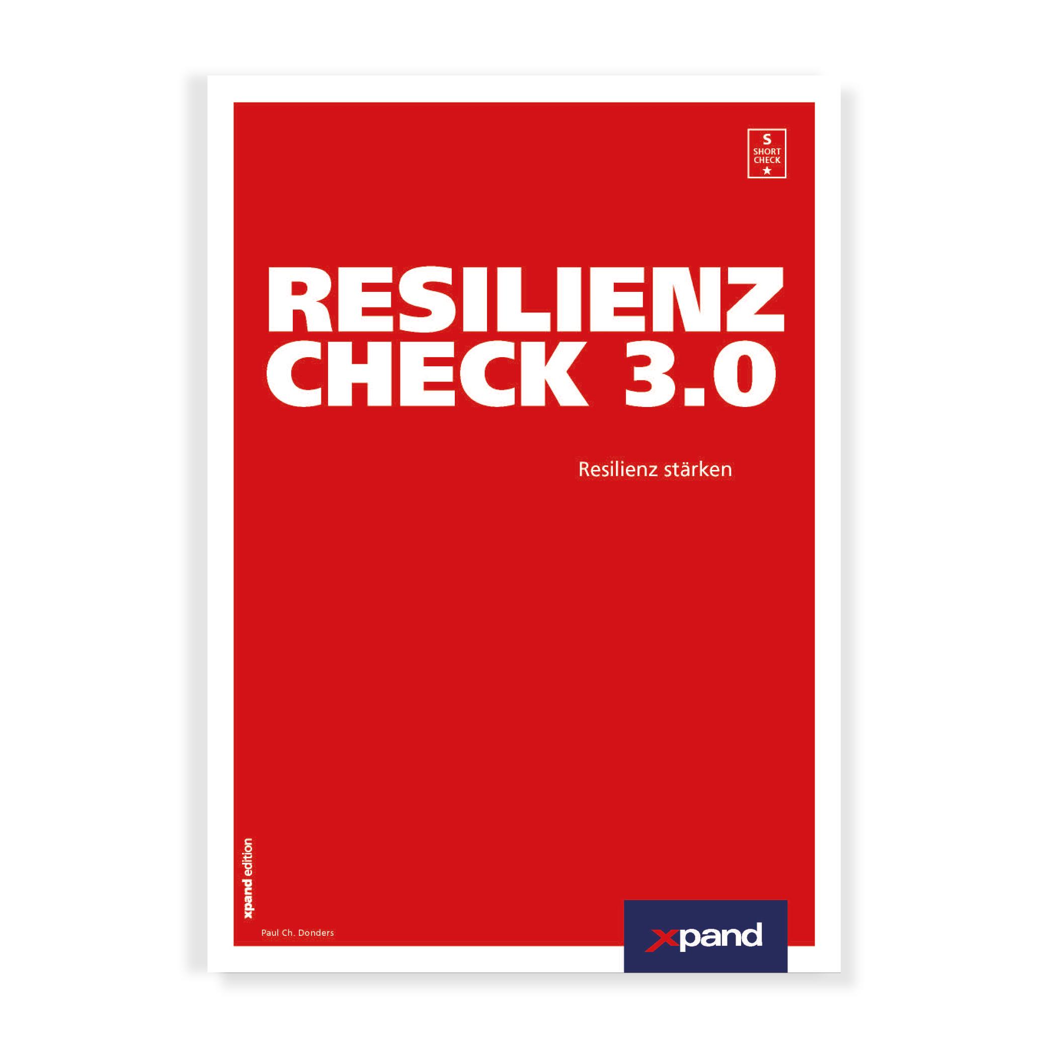 Resilienzcheck 3.0 S (Kurzcheck)